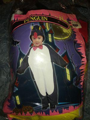 Toddler penguin costume for Sale in Marysville, WA