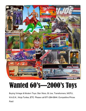 Buying action figure collections star wars gi kor for Sale in Newberg, OR