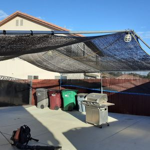 Tarp Rectangle Canopy for Sale in Wildomar, CA