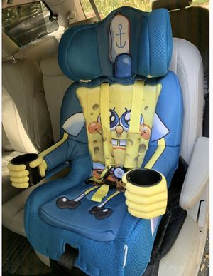 SpongeBob car seat for Sale in Jonesboro, GA