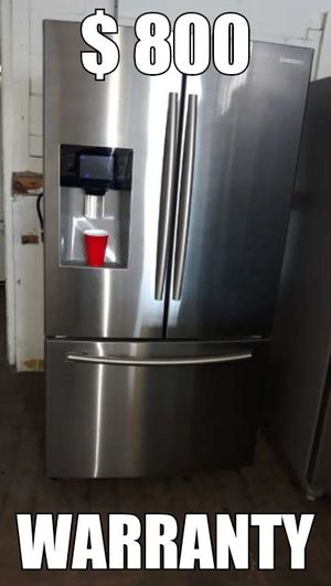 28 cu.ft french door refrigerator for Sale in Houston, TX