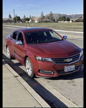 2015 Chevy impala LTZ for Sale in San Jacinto, CA