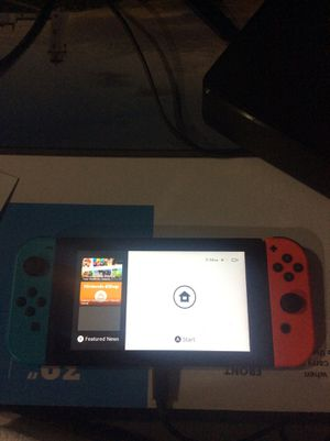 Nintendo switch w/ charger only. Pickup only. Will drop off to anyone whose close. Will throw in an Xbox one for extra 150 for Sale in Washington, DC