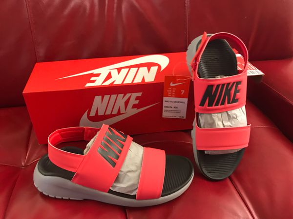 Nike sandals. Women's shoes