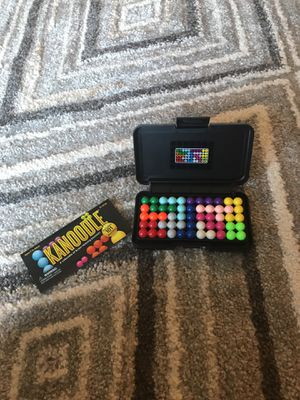 Kanoodle game (puzzle) for Sale in Addison, IL
