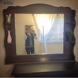 Large Mirror with Shelving for Sale in Riverside, MO