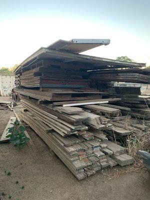 Wood for Sale in Riverside, CA
