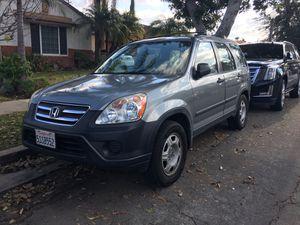 2006 Honda CRV for Sale in Southgate, CA