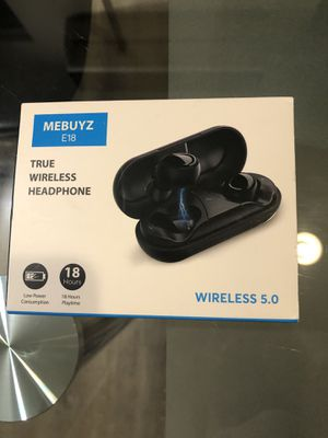 Miscellaneous wireless Bluetooth earbuds for Sale in Queens, NY