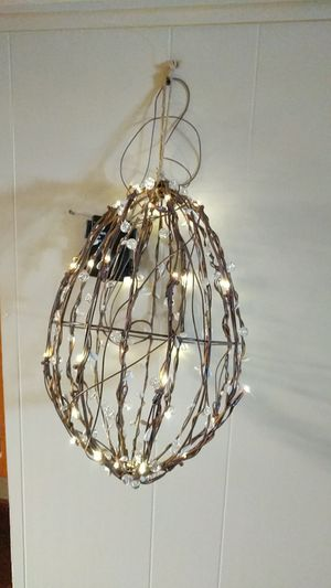 Battery operated light fixture for Sale in Denver, CO