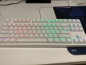 Mechanical Keyboard rgb gateron brown switches for Sale in Mukilteo, WA