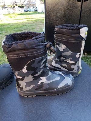 Boys boots size 9-10 for Sale in Phoenix, AZ