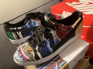 Puma Clyde x Coogie Size 13 Worn Once for Sale in Bronx, NY