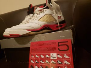 "Official ""Air Jordans "" #5 for Sale in Mount Rainier, MD"