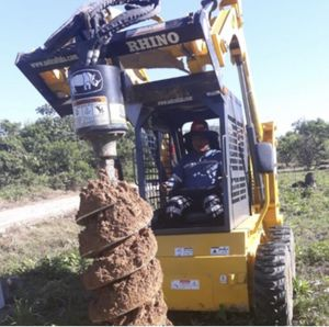 Skid Steer with Auger for Sale in Davie, FL