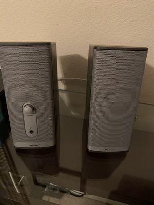 Bose Speakers **MOVING MUST GO ASAP** for Sale in Irvine, CA