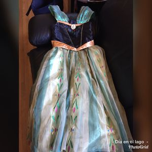 Elsa and Ana dress for Sale in South Elgin, IL