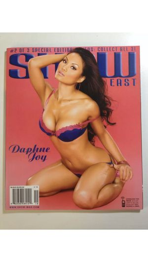SHOW MAGAZINE EAST DAPHNE JOY SPECIAL EDITION COVER #2 0F 3 BRAND NEW for Sale in Los Angeles, CA