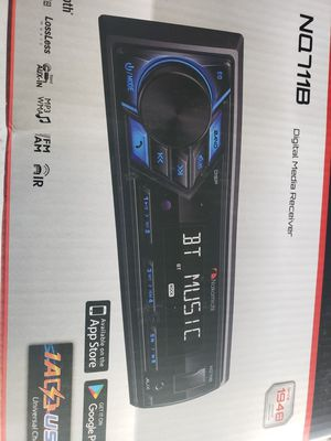 Car stereo digital media receiver BLUETOOTH/ USB/ AUX for Sale in National City, CA