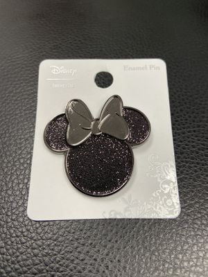 Minnie Mouse Glitter Pin - Disney Pin - Loungefly for Sale in Las Vegas, NV