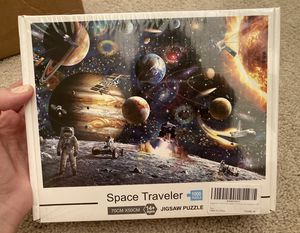 Brand new 1000 piece jigsaw puzzle for Sale in Winter Haven, FL