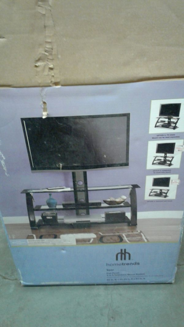 FLAT PANEL 3 IN 1 TELEVISION MOUNT SISTEM.
