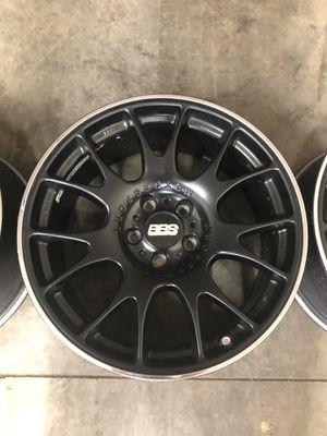 Bbs Motorsport bmw wheels for Sale in Colorado Springs, CO