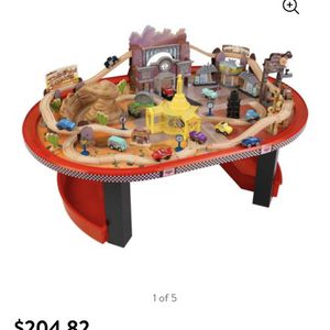 Cars Track Set And Table for Sale in Spring Valley, CA