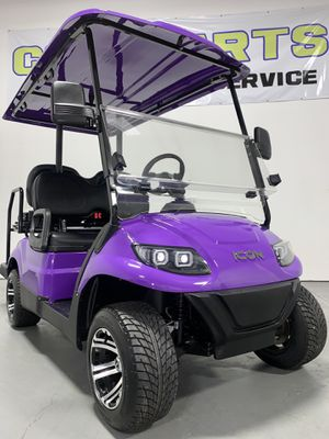 New ICON Golf Car Golf Cart for Sale in Tomball, TX