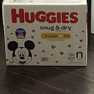Diapers Newborn for Sale in Fontana, CA