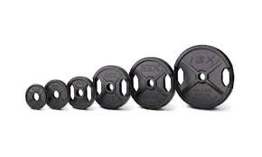 IGX Urethane Olympic plates for Sale in McDonald, PA