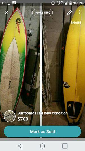 Surfboards ask for details for Sale in Cranford, NJ