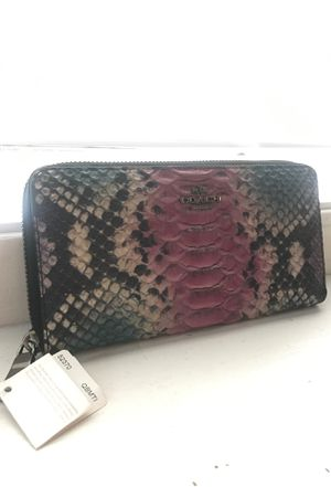 Coach wallet for Sale in Round Lake, IL