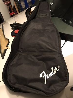 Fender guitar bag carrier tote protective case for Sale in ROWLAND HGHTS, CA