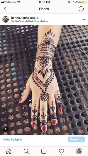 Henna Tattooing for Sale in Kennesaw, GA