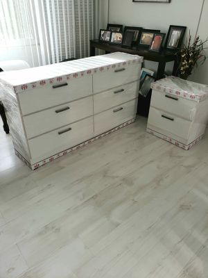 🌈NEW DRESSER and one NIGHTSTAND for Sale in Boynton Beach, FL