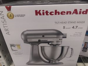Artisan Kitchen Aid mixer for Sale in Washington, DC