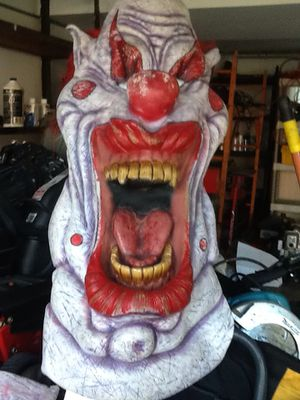 Halloween clown for Sale in Downers Grove, IL