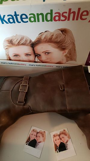 Brand New Mary Kate And Ashley Boots For Little Girls Size 3 for Sale in Ruskin, FL