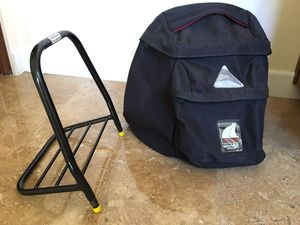 Ventura Motorcycle Luggage and Rack for Sale in Huntington Beach, CA