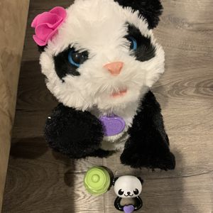 FurReal Friends Baby Panda, Pom Pom for Sale in Edison, NJ