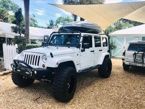 Jeep roof rack kargo master for Sale in Fort Lauderdale, FL
