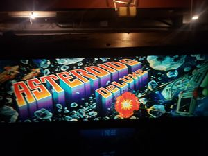 Vintage Arcade Games in working condition.. Asteroids Deluxe and Arch Rival basketball game for Sale in University Place, WA