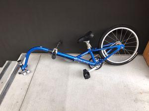 Burley Kazoo Singlespeed Tagalong Trailercycle Tandem Trailer Bike 🚲 for Sale in Lemon Grove, CA