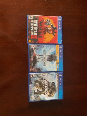 Ps4 Games for Sale in Antioch, CA