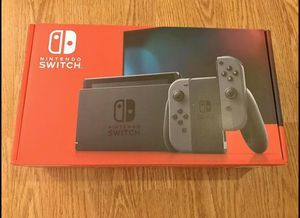 Nintendo Switch Gray Joycons V2 for Sale in East St. Louis, IL