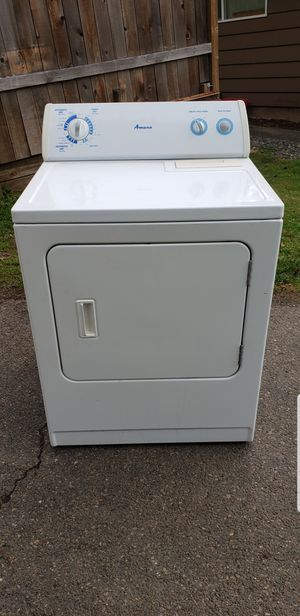 Amana electric dryer! Delivery! for Sale in Clackamas, OR