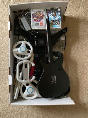 Wii Rockband beatles ( with wii ) for Sale in Falls Church, VA