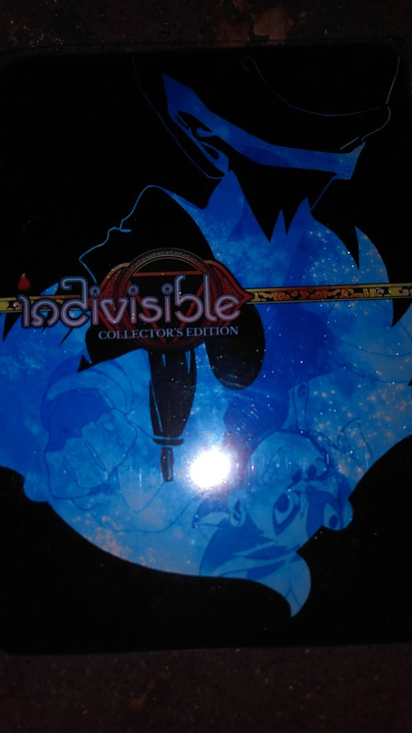 Indivisible collectors edition Nintendo switch