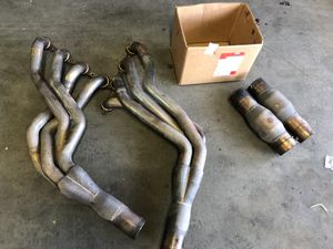 Lg pro headers long tubes for Chevy. 6.2 for Sale in Fresno, CA